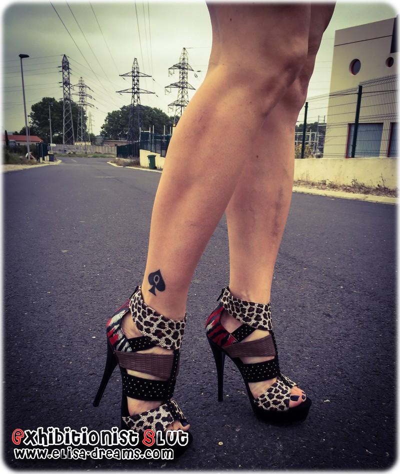 Sexy tatouage