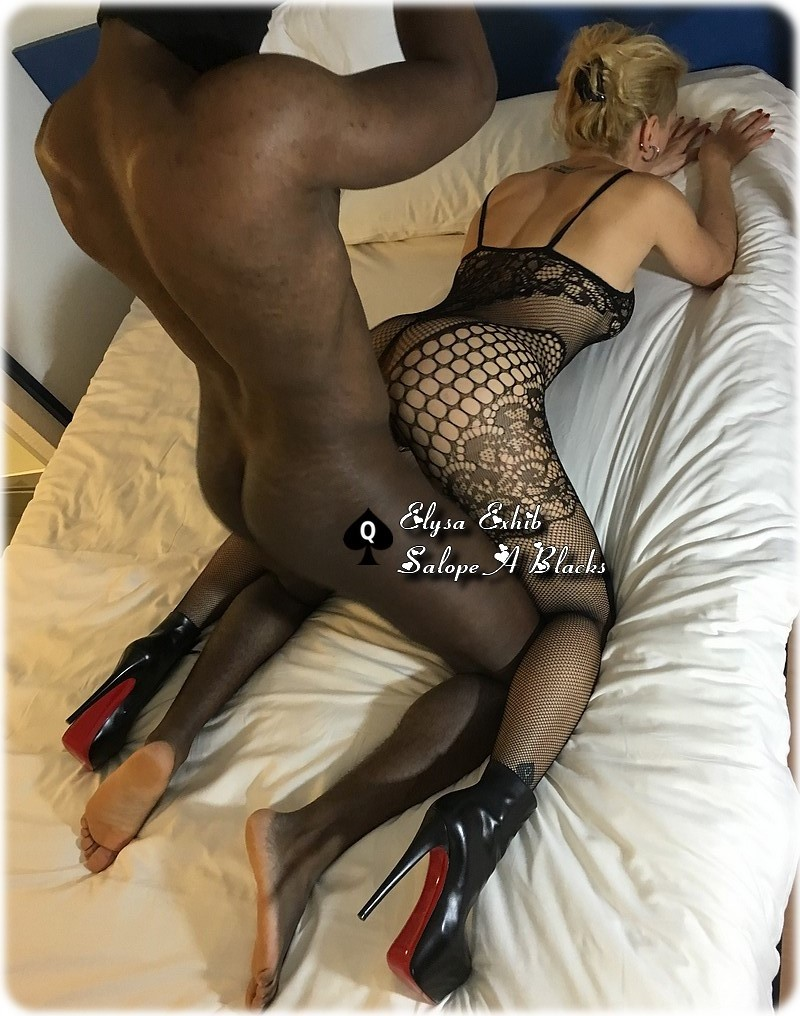 Ma femme baisée par son amant black